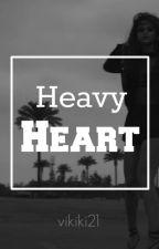 Heavy heart | N.H by vikiki21