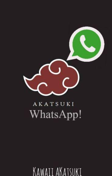 Akatsuki Whatsapp!! (Editando)