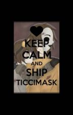 Such a Distraction...(TicciMask LEMON one shot) by Corrupted-Data
