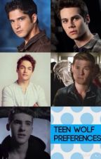 Teen Wolf Preferences by Stxncy