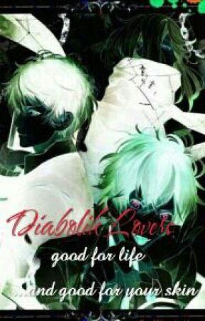 Diabolik Lovers - Ayato x reader [Boyfriend scenarios] - Wattpad