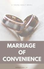 Marriage of convenience by DeepikaJV