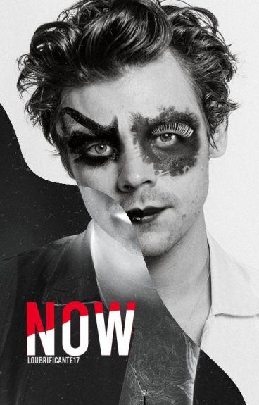Now [Psycho!Larry AU]