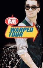 Vans Warped Tour // Brendon Urie by tainteddangel