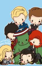 Avengers preferences and imagines by angeltears10