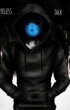 The Blue Rose (Eyeless Jack x Reader) by jacktheblueberry
