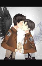 my angel! (ereri) by miepii