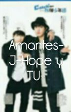 AMANTES  (J-Hope y TU ) by Kana12Kawaii