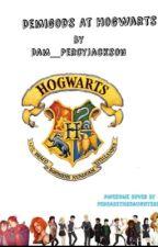 Demigods At Hogwarts by dam_percyjackson