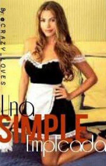 """Una simple """"empleada""""  (Justin Bieber y tú) hot +18"""