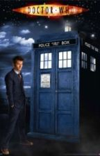 10th Doctor x Reader (The mad man in a box) by accidentalWeirdo
