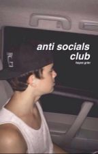 anti socials club | h.g by 1-800-MAGCON