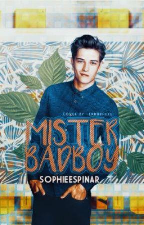 Mister Badboy by CrazyWeirdoKid
