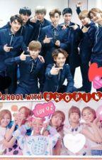 School with Idols -EXOPINK- by iShitRainbows