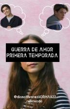 GUERRA DE AMOR (JACE NORMAN Y JONNY GRAY ) by dianaalvarezNORMAN22
