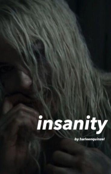 insanity ⇒ harley quinn