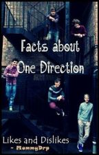 Facts About One Direction by PrincessCreamyCake