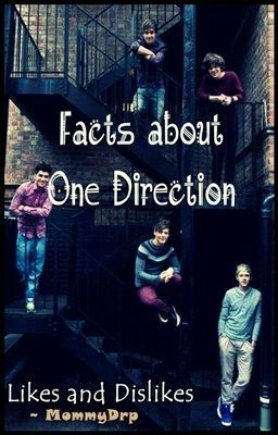 Facts about One Direction ( Likes and Dislikes )