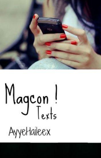 Magcon ! Texts