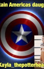 Captain Americas daughter by kayla_thepotterhead