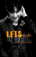 -;Hagamos un trato ☁ Lay [EXO] by btsxkeencx