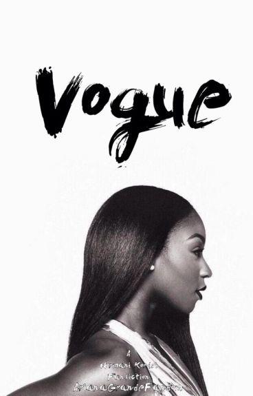 Vogue ➳ Normani Kordei