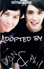 Adopted By Dan and Phil by Matthewcantspell
