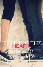 Fighting The Heart [ A Vikkstar123 fanfic] by Tobjizzlemynizzle