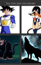Soy mas que una saiyajin (Goku y tu) by --Prodigy