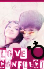 LOVE CONFLICT (KathNiel) by miggz_aby11