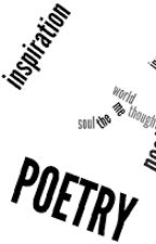Just a little poetry collection. by wolfqueen848