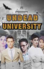 Undead University by DeathTheKidxx