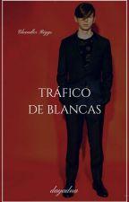Tráfico De Blancas • Chandler Riggs  by _dayadna_