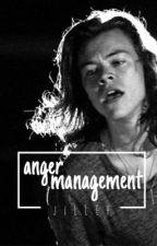 Anger Management // h.s au by jilleh