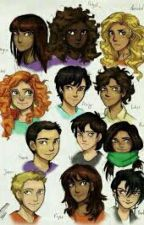 For All Your Percy Jackson Trash Needs by chronicallyunironic