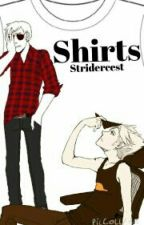 Shirts ♢Stridercest♢ by TheGayNekoChan