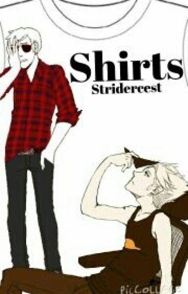 Shirts ♢Stridercest♢