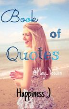 [Book of Quotes] Happiness by May_YooJin