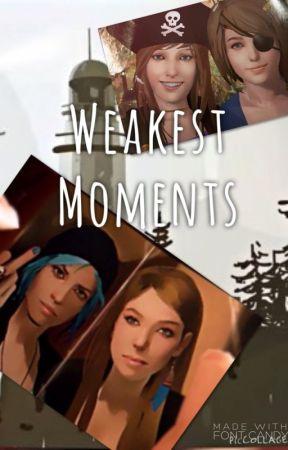 Weakest Moments by AkiTheKitsune