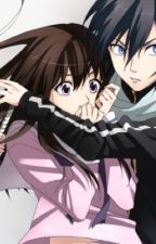 Yato X Hiyori ( Noragami FanFiction ) by KittenKawaii