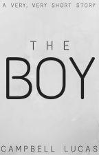 The Boy by CampbellLucas