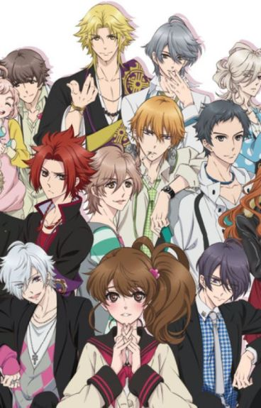 The Red Rose of the Family( Brothers Conflict)