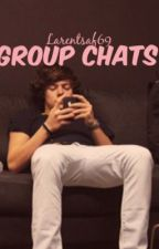 Group Chats • One Direction  by larentsaf69