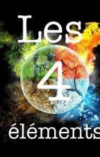 Les 4 éléments by lucie1101