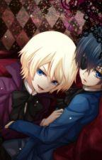 Ciel x Alois ❌ by xAyatoTheFabx