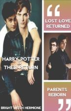 Harry Potter & Their Return by BrightWitchHermione