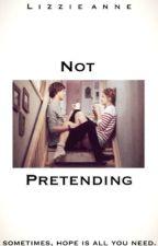 Not Pretending. by stringingmealong