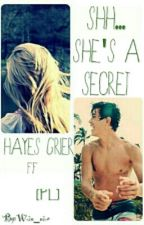 Shh... She's a secret. ||Hayes Grier|| by DinxLio