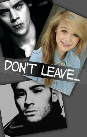 Don't leave..  \H.S