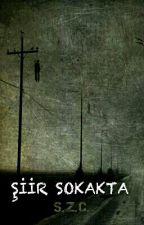 #siir sokakta# by ZeynepSonglCellatogu